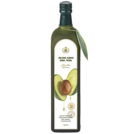 Масло авокадо Avocado oiL №1 гипоаллергенное рафинированное 1 л