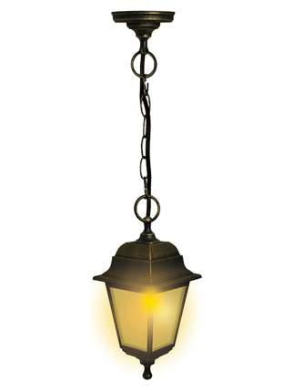 Светильник садово-парковый duwi Lester подвес 660мм,60W,черное золото,матовое,пластик