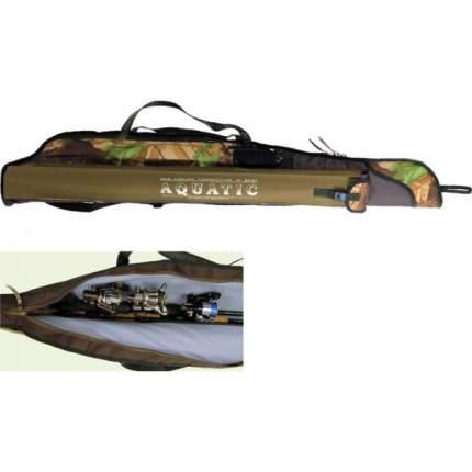 Чехол для удилища мягкий Aquatic Ч-01 145см
