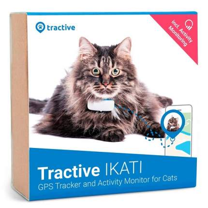 GPS-трекер для кошек Tractive IKATI