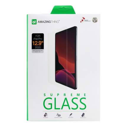 "Защитное стекло Amazingthing SupremeGlass для Apple iPad Pro 12.9"" 2020"