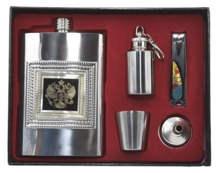 Подарочный набор в футляре с флягой Mashinokom PND-1722