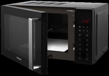 Микроволновая печь с грилем Hansa AMGF20E1GFBH Black