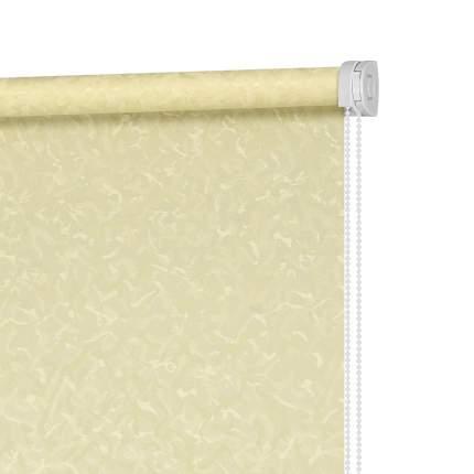 Рулонная штора Decofest Миниролл Айзен Ванильный 70x160 160x70 см