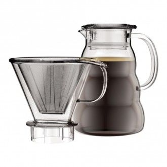 Кофейник-пуровер BODUM Melior 0,6 л