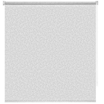 Рулонная штора Decofest Миниролл Айзен Морозный серый 80x160 160x80 см