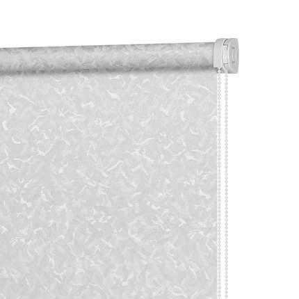 Рулонная штора Decofest Миниролл Айзен Морозный серый 50x160 160x50 см