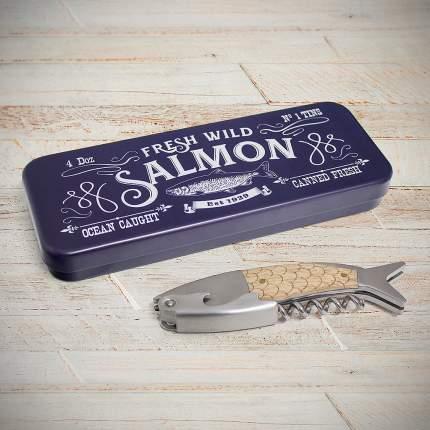 Штопор Wild Salmon в подарочной коробке, Balvi