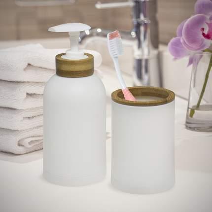 Набор для ванной комнаты Zen белый, Balvi