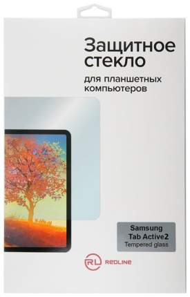 Защитное стекло для планшета Red Line Samsung Tab Active2 tempered glass
