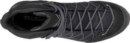 Ботинки Salewa Mtn Trainer Lite Mid Gore-Tex Men's, black, 11.5 UK