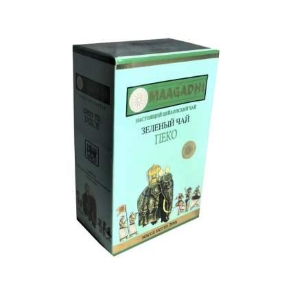 Чай Maagadhi зеленый 200 грамм