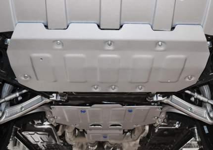 Защита картера, КПП и РК Rival Bentley Bentayga 2016-н.в., алюминий 3.8 мм, K333.0401.1