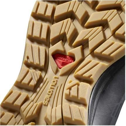 Ботинки Salomon Kaipo Cs Wp 2, black/phantom/monument, 11.5 UK