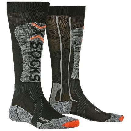 Носки X-Bionic 2020 X-Socks® Ski Energizer Lt 4.0 Black/Stone Grey Melange (Eur:35-38)