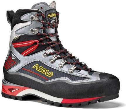 Ботинки Asolo Alpine Parete Nord Gv Mm, gunmetal / grey
