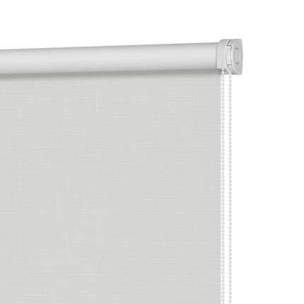 Рулонная штора Decofest Апилера Снежный серый 60x160