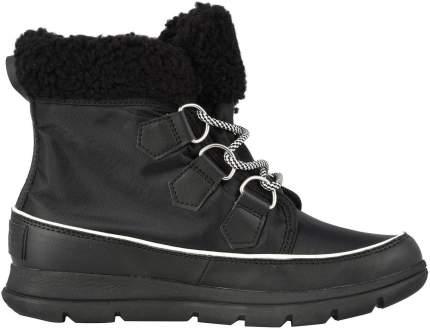 Ботинки Sorel Explorer Carnival, black, 4.5 UK