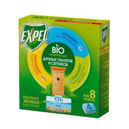 Биоактиватор EXPEL для дачных туалетов и септиков, 4 таблетки (TT0003)