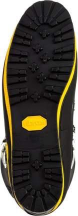 Ботинки Asolo Alpine Afs 8000 Evo, black/yellow, 5.5 UK