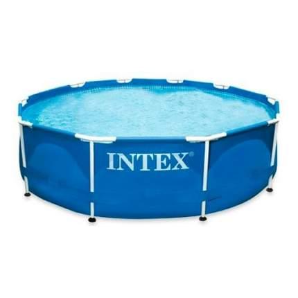 Бассейн каркасный Intex Metal Frame Pool 28200