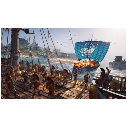 Игра Assassin's Creed: Одиссея для PlayStation 4