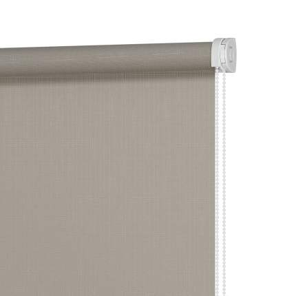 Рулонная штора Decofest Миниролл Апилера Каменный серый 40x160 160x40 см