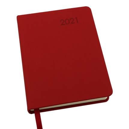 """Ежедневник датированный 2021 год Listoff """"Paragraph"""" А6, 176л, ЕКП62117611"""