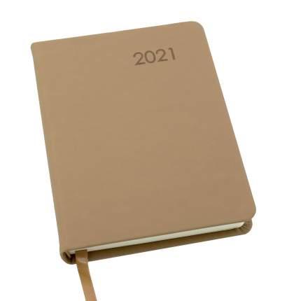 """Ежедневник датированный 2021 год Listoff """"Paragraph"""" А6, 176л, ЕКП62117608"""