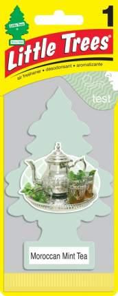 "CAR FRESHNER Ароматизатор Ёлочка ""Марокканская Мята"" (Moroccan Mint Tea)"