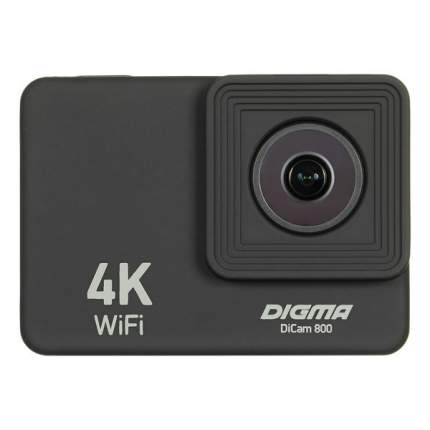 Видеокамера экшн Digma DiCam 800