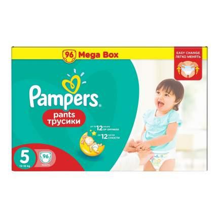 Подгузники-трусики Pampers Pants 5 (12-17 кг), 96 шт.