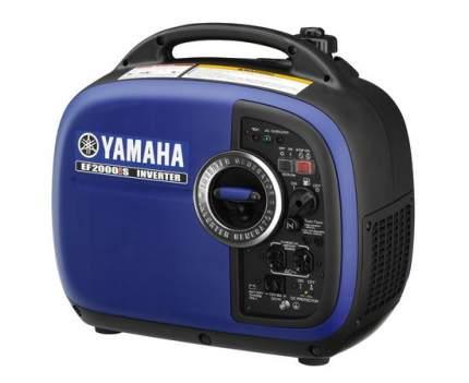 Генератор бензиновый Yamaha EF2000iS