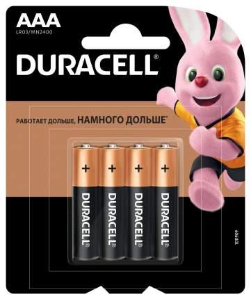 Батарейка Duracell Basic LR03 15597 4 шт