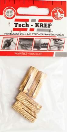 Анкер ТЕХ-КРЕП 103908  забиваемый оцинкованный м8 (5шт) пакет