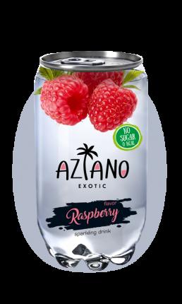 Напиток Aziano Raspberry 350 мл