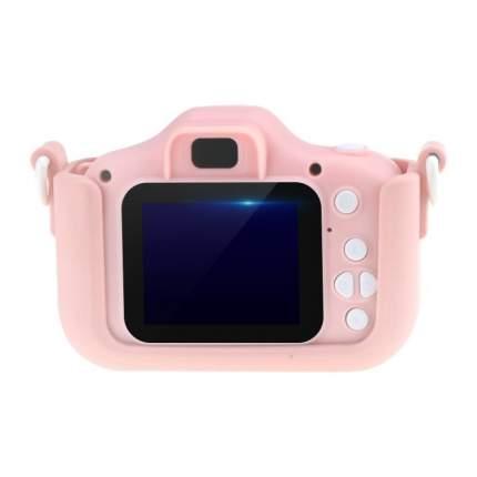Детский цифровой фотоаппарат Childrens Fun Camera Cute Мышонок розовый