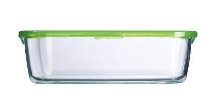 Контейнер Luminarc Keepn 1,89 л Прозрачный/Зеленый