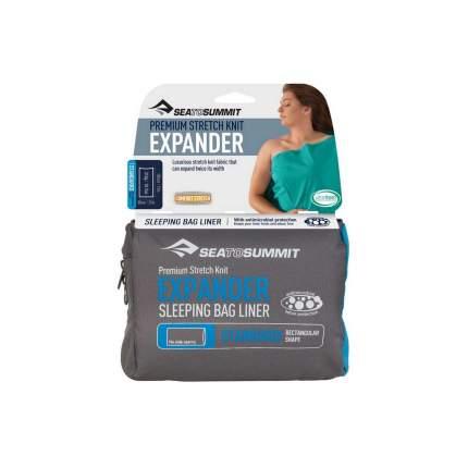 Вкладыш в спальник Sea To Summit Expander Liner Standard Navy Blue