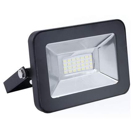 Прожектор светодиодный Ultraflash LFL-1001 C02 черный, 1 шт