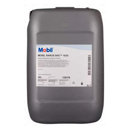Компрессорное масло MOBIL Rarus SHC 1024