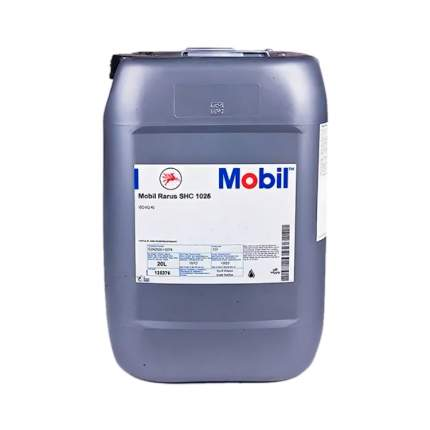 Компрессорное масло MOBIL Rarus SHC 1026