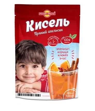 Кисель моментального приготовления Русский продукт пряный апельсин 150 г