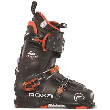 Горнолыжные ботинки Roxa R3 110 2020, black/black/black, 29.5