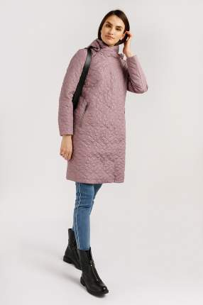 Пуховик женский Finn Flare B20-11091 фиолетовый XL