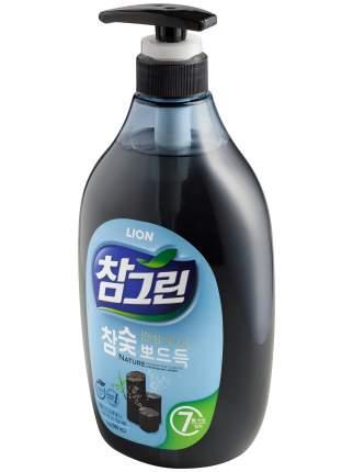 Средство для мытья посуды CJ Lion сhamgreen древесный уголь 1000 мл