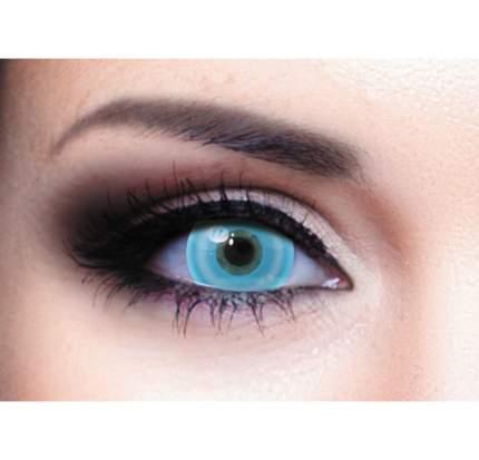 Контактные линзы Adria NEON lenses 2 pack PWR -9,00, R 8.6, Blue