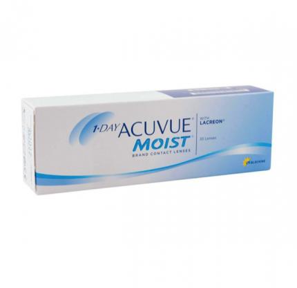 Контактные линзы  мультифокальные Acuvue One Day MOIST MULTIFOCAL medium 30 шт.