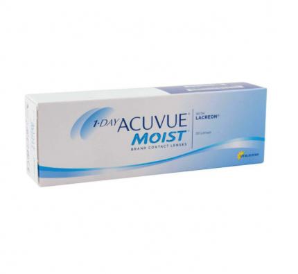 Контактные линзы 1-Day Acuvue Moist Multifocal 30 линз High +2 R 8,4 +4,25