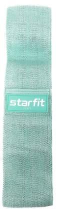Starfit Мини-эспандер ES-204 тканевый, высокая нагрузка, мятный